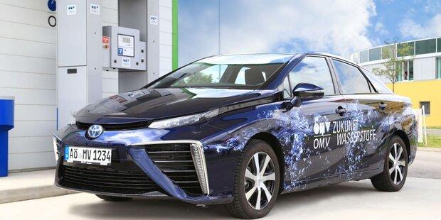 Wasserstoff-Tankstelle bei Graz eröffnet