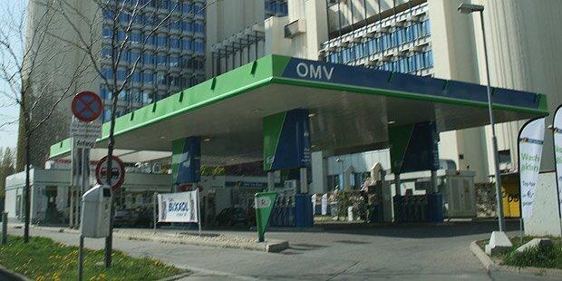 Teenie-Räuber überfallen Tankstelle