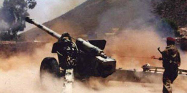 Angriff auf Öl-Feld der OMV - Neun Tote