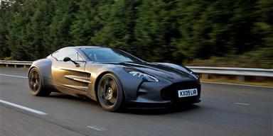 Der schnellste Aston aller Zeiten