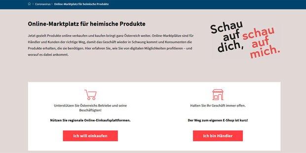 Neuer Onlinemarktplatz für kleinere Firmen