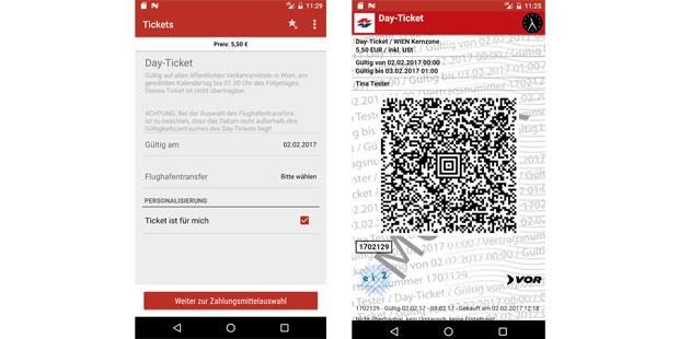 Online Ticket Boom Bei Wiener Linien