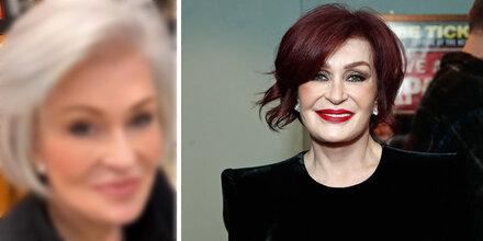 Graue Haare: Sharon Osbourne trägt neuen Look