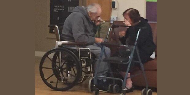 Ehepaar nach 62 Jahren auseinandergerissen
