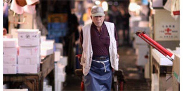 Rekordkriminalität bei Japans Senioren