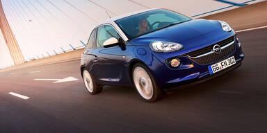 Opel stampft Adam, Karl und Casdada ein