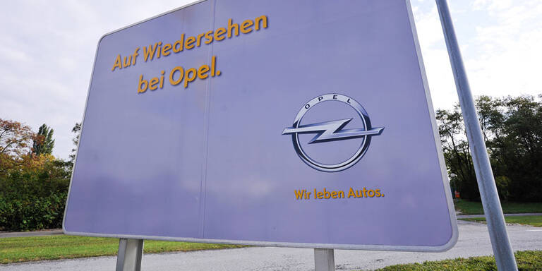 Wiener Opel-Werk für Neustart gerüstet