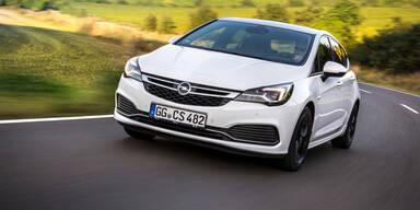 Opel Astra ab sofort mit neuen Motoren