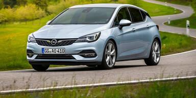 Opel verpasst dem Astra ein Facelift