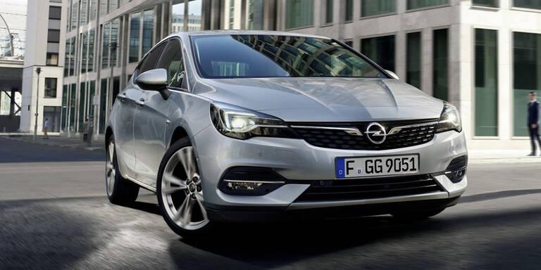 """Startschuss für den """"neuen"""" Opel Astra"""