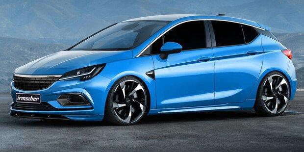 Performance-Kur für den Opel Astra