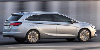 Das kostet der neue Opel Astra Kombi