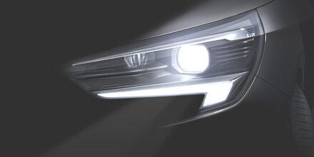 Erstes Foto vom völlig neuen Opel Corsa