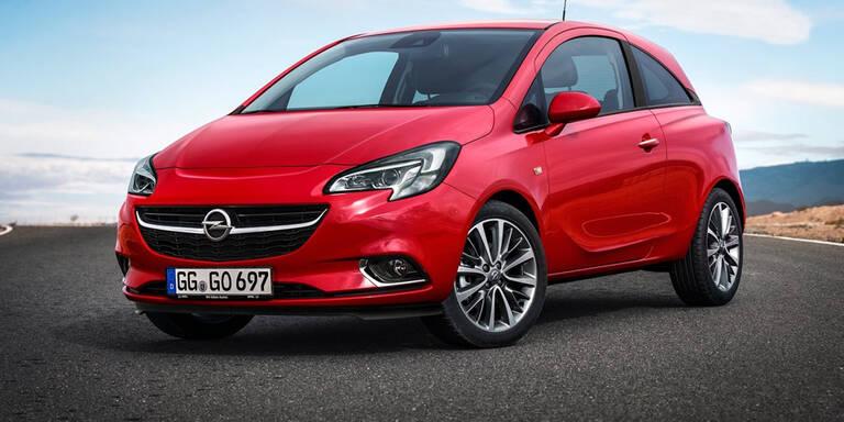 Opel verschenkt jetzt einen Corsa