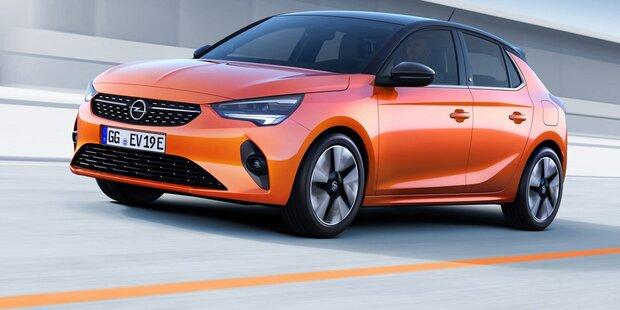 Das ist der völlig neue Opel Corsa