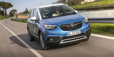 Der Opel Crossland X im Fahrbericht