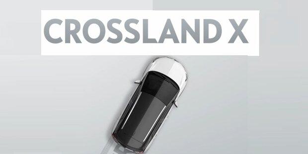 Opel Crossland X greift bei kleinen SUVs an