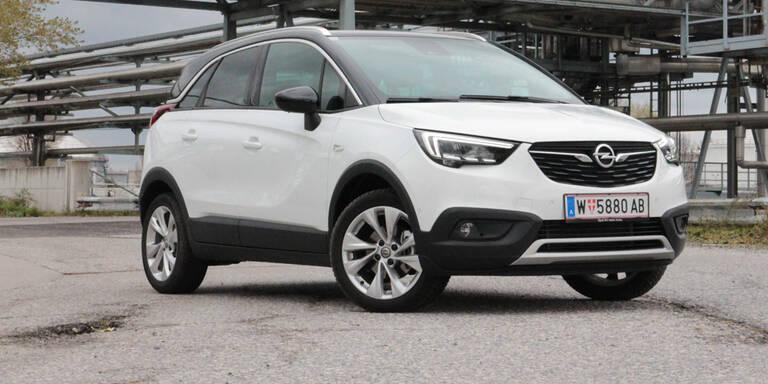 Opel Crossland X 1,2 Turbo im Test