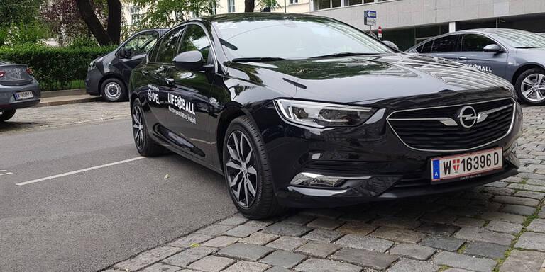 Neuer Opel Insignia vorab in Österreich