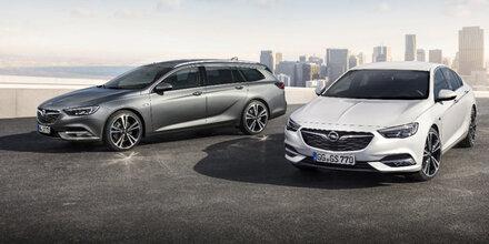 Neuer Opel Insignia ist stark und sparsam