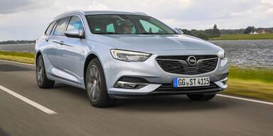 Neuer Opel Insignia Kombi im Test