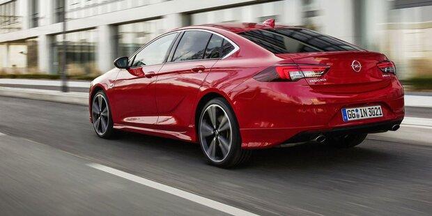 Die beliebtesten Autos in Österreich