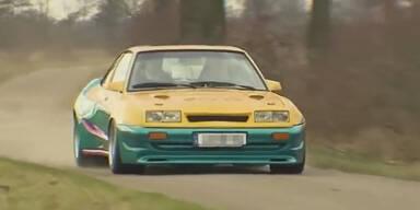 Opel Manta steht offenbar vor Comeback