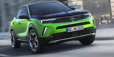 Das ist der völlig neue Opel Mokka-e