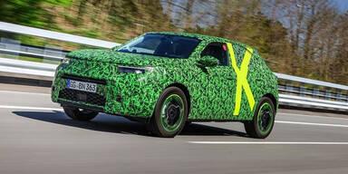 So kommt der völlig neue Opel Mokka