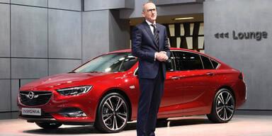 Opel-Chef Neumann tritt zurück