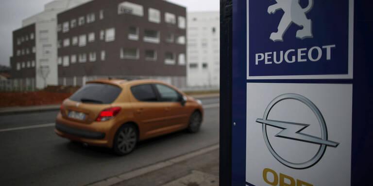 Opel-Übernahme durch PSA auf Zielgerade