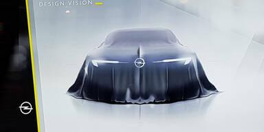 Opel setzt künftig auf völlig neues Design