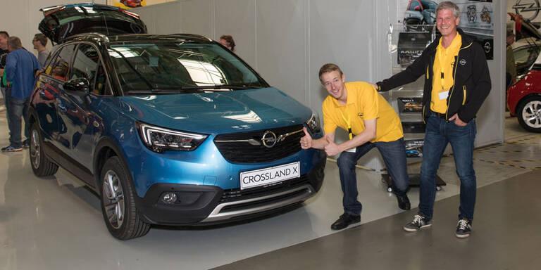 35 Jahre Opel-Werk in Wien Aspern