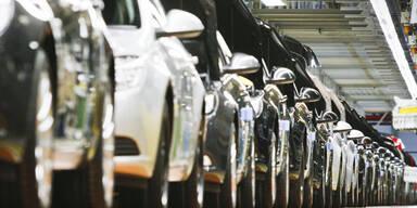 Opel laufen in Bochum weiter vom Band