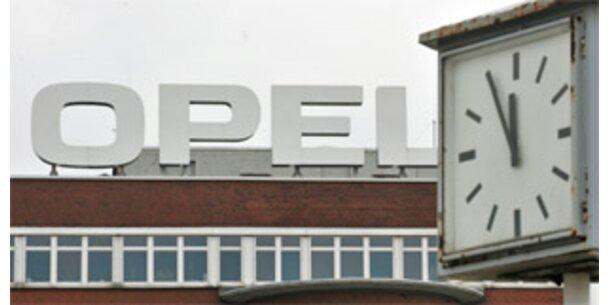 Krise bei Opel und GM könnte 100.000 Jobs kosten