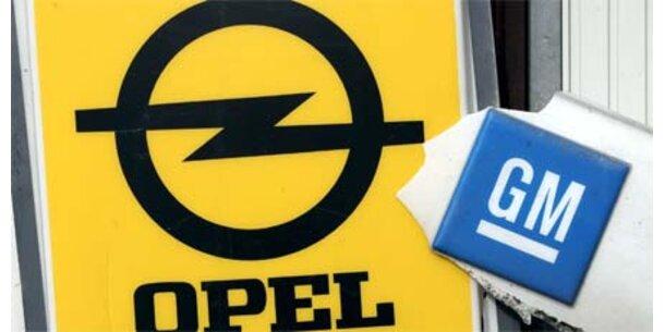 GM will nur mehr Opel-Minderheit