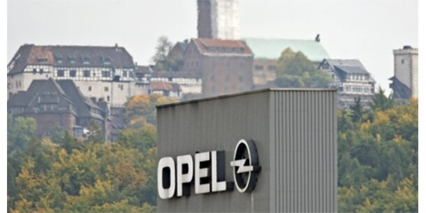 General Motors verpfändet Opel-Patente