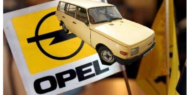Opel will den Wartburg wieder bauen