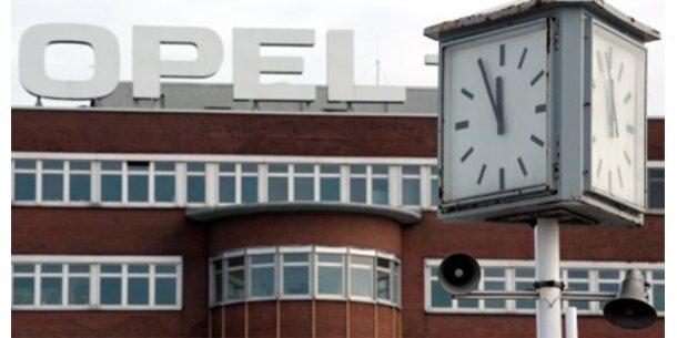 10.000 Opel-Arbeitsplätze fallen weg
