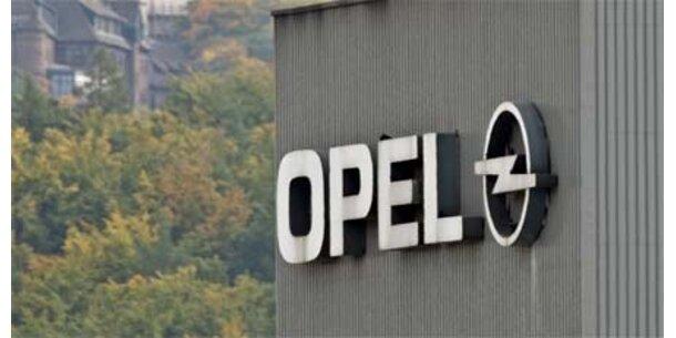 9000 Jobs bei Opel fallen weg
