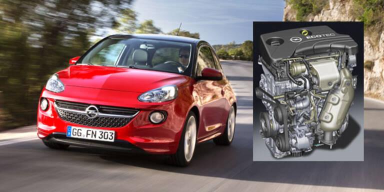 Opel bringt neuen Super-3-Zylinder-Motor