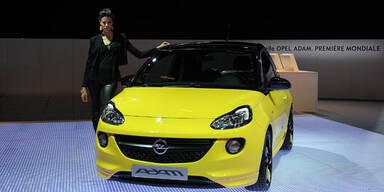 Neue Infos von Opels Cityflitzer Adam