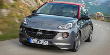 Opel Adam S und Mokka 1,6 CDTI