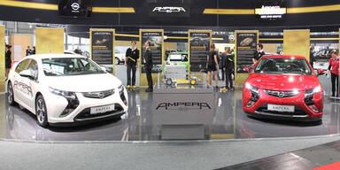 Opel Ampera jetzt über 7.000 € billiger