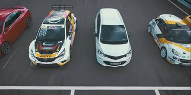 Opels E-Auto hängt sogar Rennautos ab