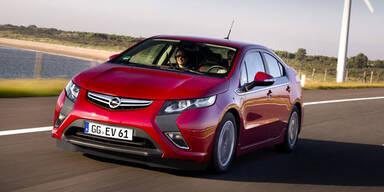 Opel und GM setzen weiter auf Elektroautos