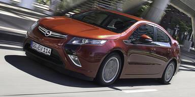 """Opel Ampera geht jetzt """"sicher"""" an den Start"""