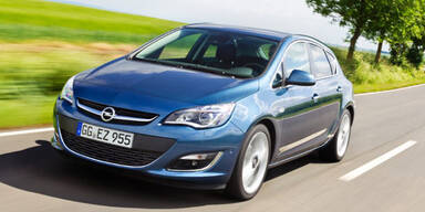 Opel frischt den Astra dezent auf
