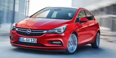 Das ist der völlig neue Opel Astra