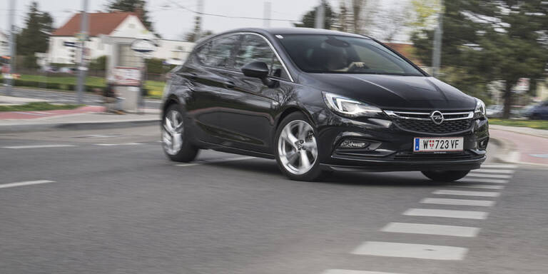 Opel Astra 1.6 CDTI Dynamic im Test